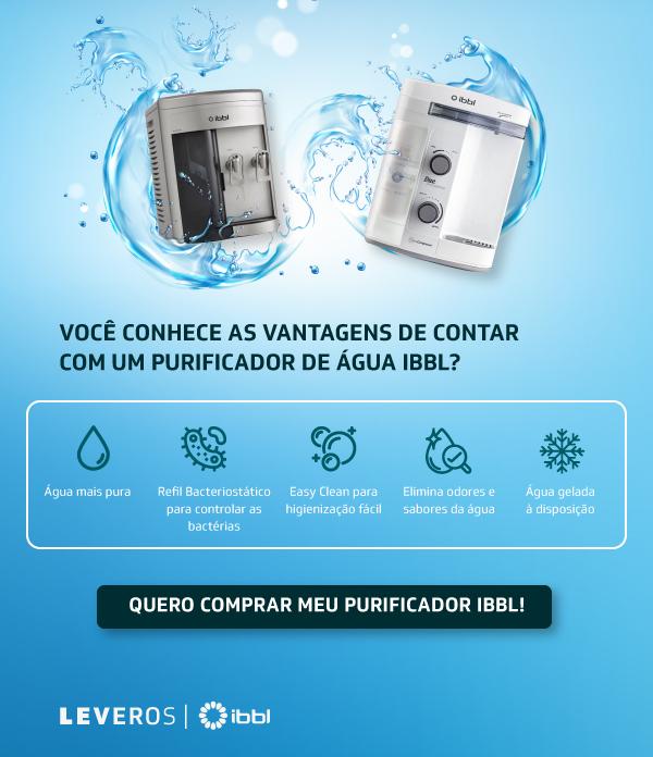 Purificador de Água IBBL | Leveros